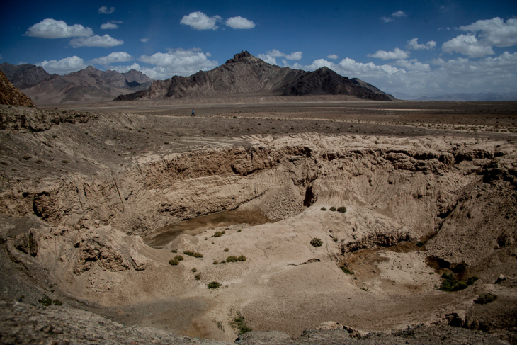 Tajikistan 061 - On the road to Shaymak