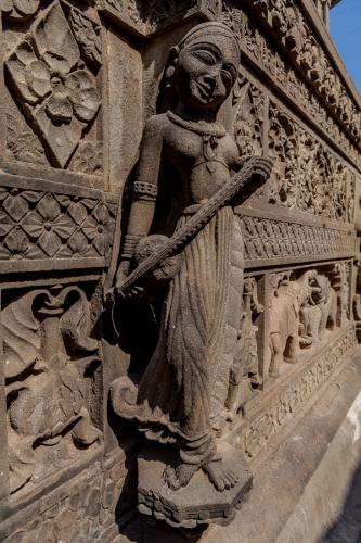 India - Madhya Pradesh - Maheshwar 061