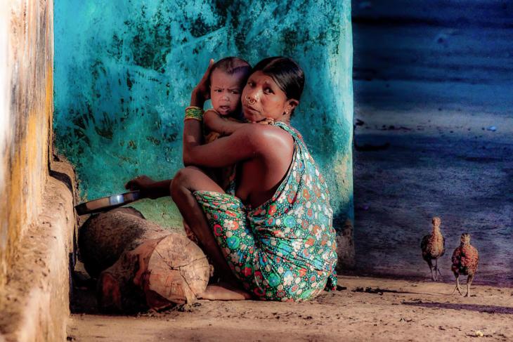 India - Odisha 061 -Desia Kondh village on the way to Rayagada