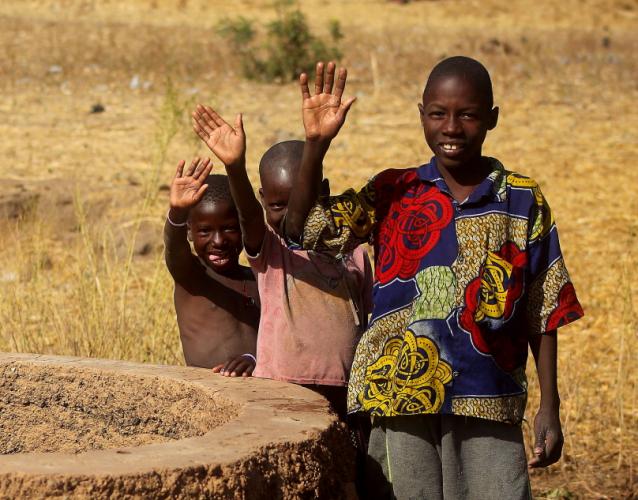 Burkina Faso - Falaise du Gobnangou 061