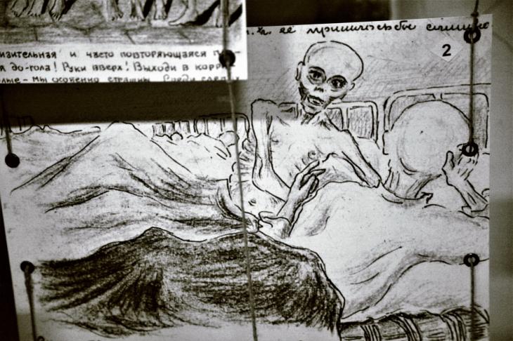 Russia - Gulag Perm-36 - 062