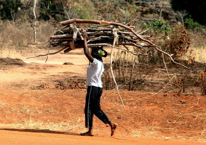 Burkina Faso 062 - On the road