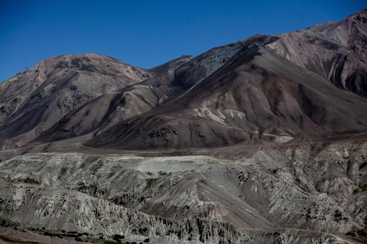 Tajikistan 063 - Wakhan Valley - On the road