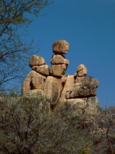 Zimbabwe - Matopos 063