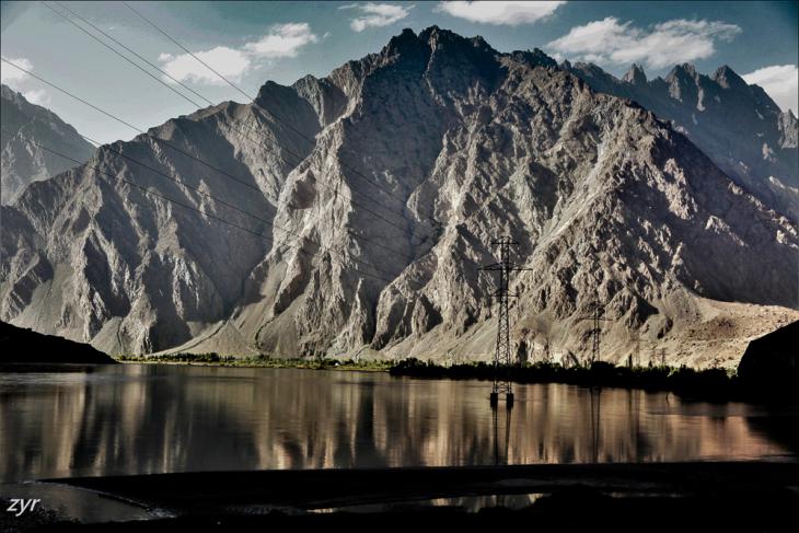Tajikistan 064 - On the road to Khorog