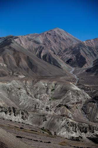 Tajikistan 064 - Wakhan Valley - On the road