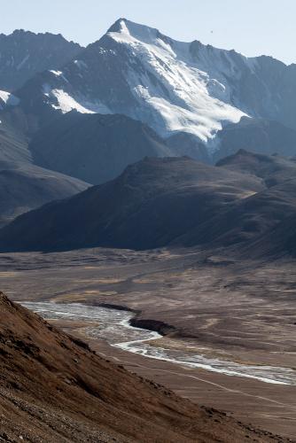 Tajikistan 064 - On the road to Karakul