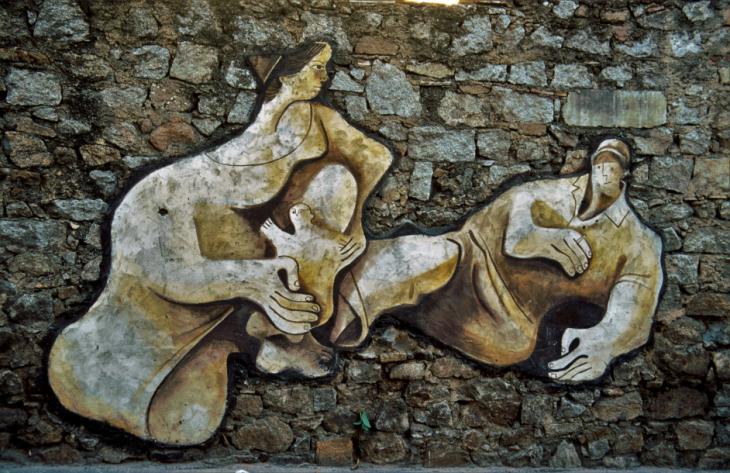 Italy - Orgosolo 064