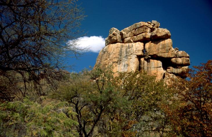 Zimbabwe - Matopos 064