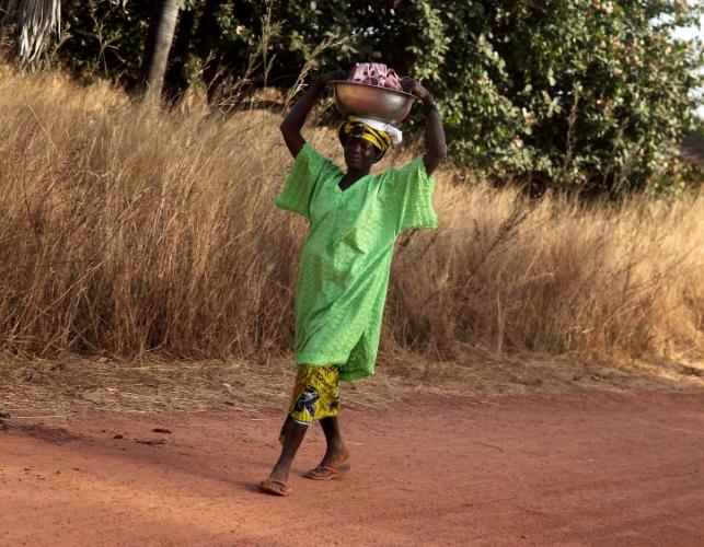 Burkina Faso 064 - On the road