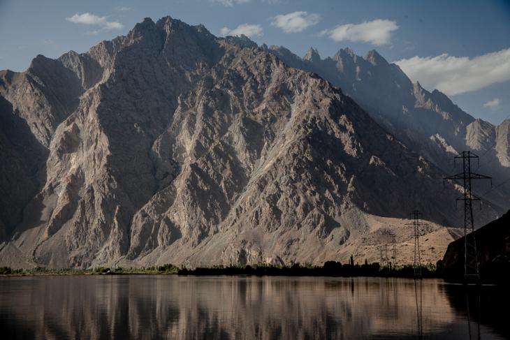 Tajikistan 065 - On the road to Khorog