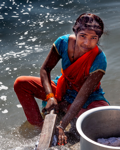 India - Madhya Pradesh - Maheshwar 065