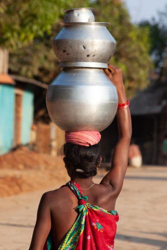 India - Odisha 065 -Desia Kondh village on the way to Rayagada
