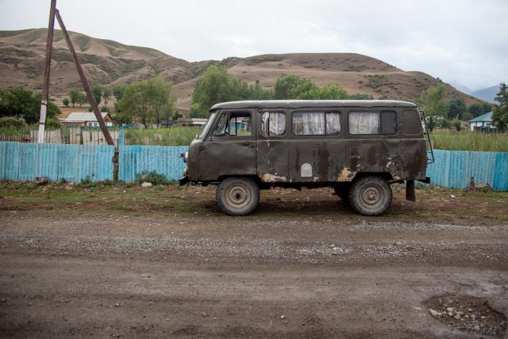 Kazakhstan - Saty 066