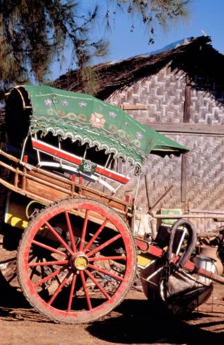 Myanmar - Mandalay 066 - Inwa