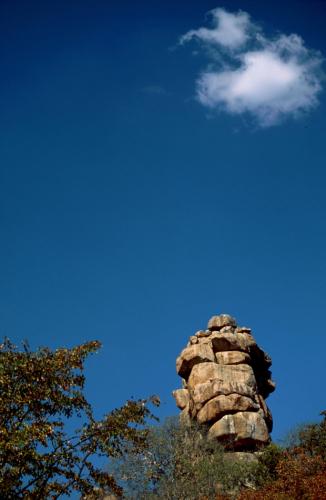 Zimbabwe - Matopos 066