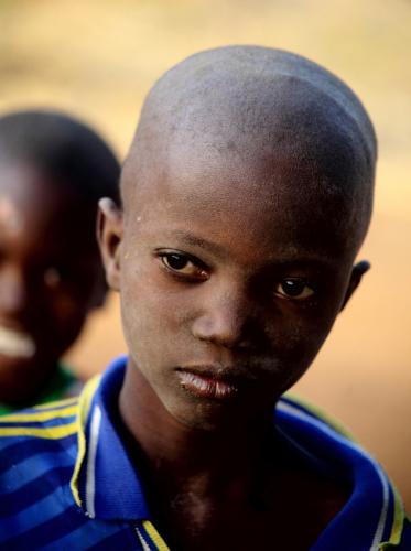 Burkina Faso - Falaise du Gobnangou 066