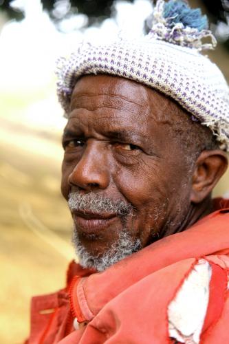 Burkina Faso - Gaoua 066 - Witch doctor's village