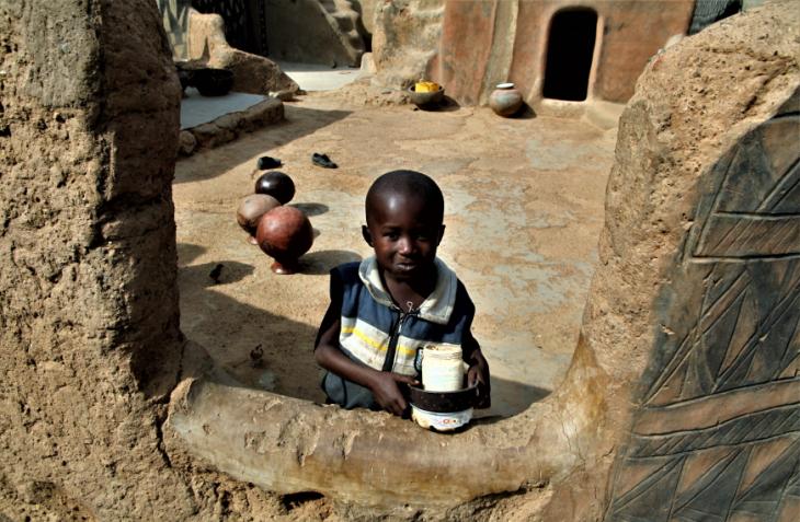 Burkina Faso -Tiebele 067 - Village in the sourroundings