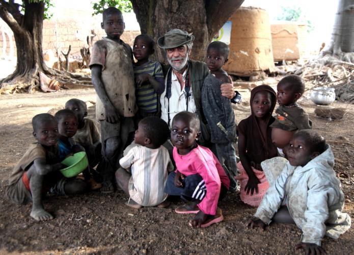Burkina Faso - Gaoua 067 - Witch doctor's village