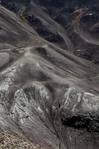 Tajikistan 068 - Wakhan Valley - On the road
