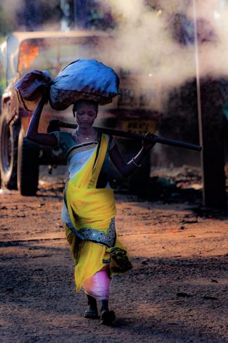 India - Odisha 068 -Bora Paraja village on the way to Rayagada