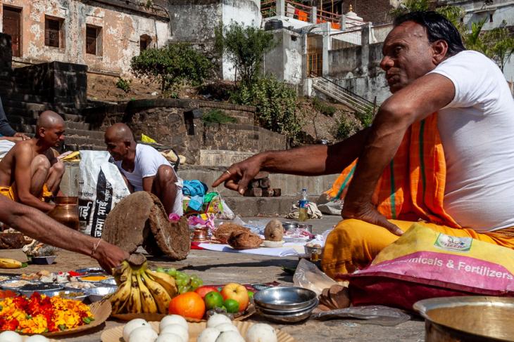 India - Madhya Pradesh - Maheshwar 069