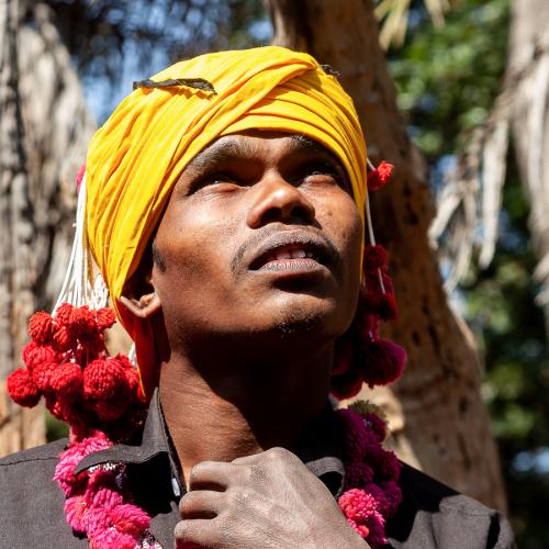 India - Chhattisgarh 069 - Muria village, Kanker area