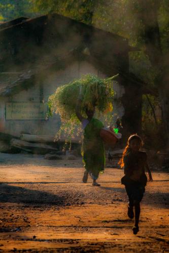 India - Odisha 069 -Bora Paraja village on the way to Rayagada