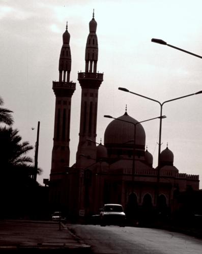 Libya - Ghadames 069 - New city