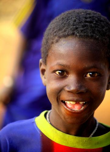 Burkina Faso - Falaise du Gobnangou 069