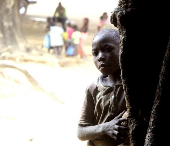 Burkina Faso - Gaoua 069 - Witch doctor's village