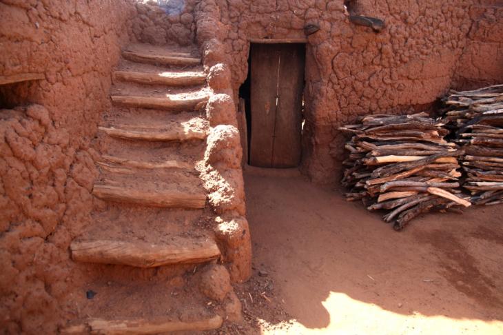 Burkina Faso - Koumi village, Bobo Dioulasso area 069