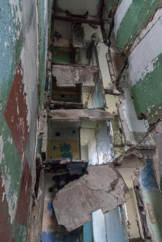 Kazakhstan - Chagan ghost town 021