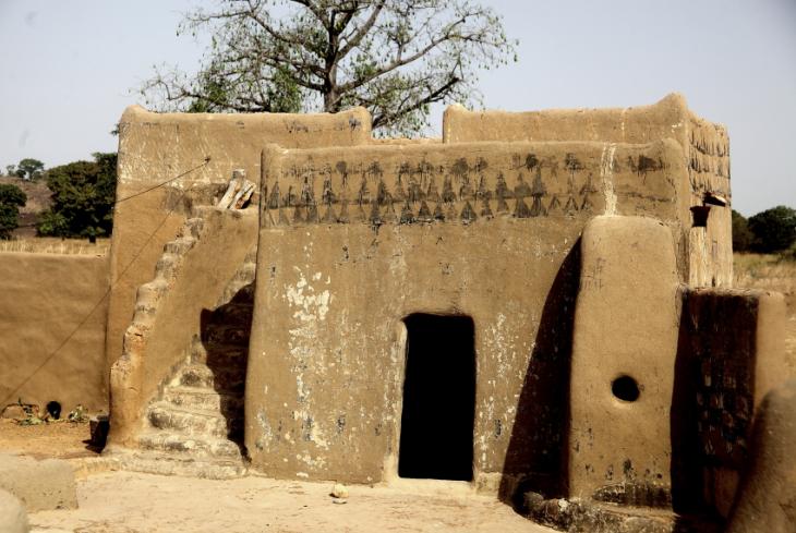Burkina Faso -Tiebele 070 - Village in the sourroundings