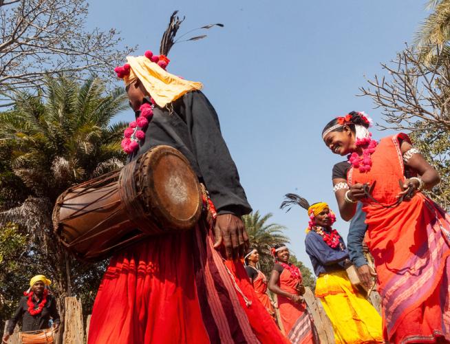 India - Chhattisgarh 071 - Muria village, Kanker area