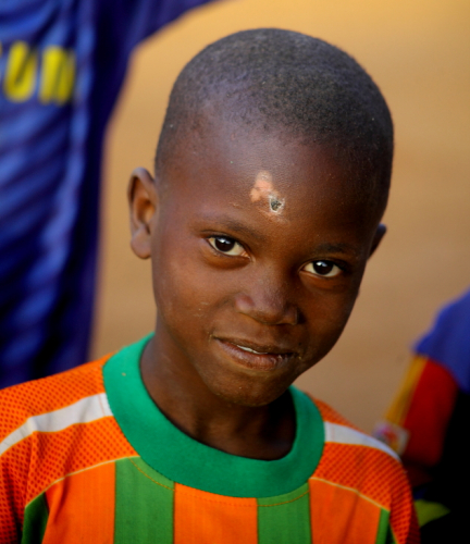 Burkina Faso - Falaise du Gobnangou 071