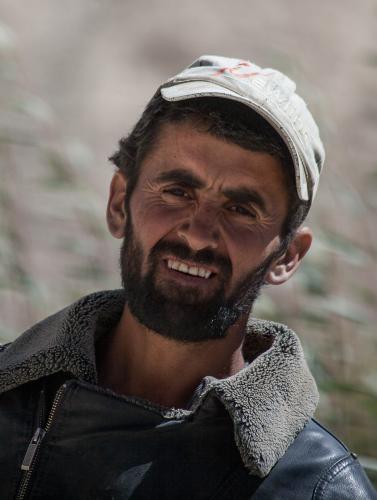 Tajikistan 072 - Wakhan Valley - On the road
