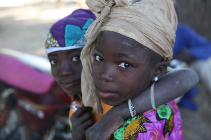 Burkina Faso - Falaise du Gobnangou 072