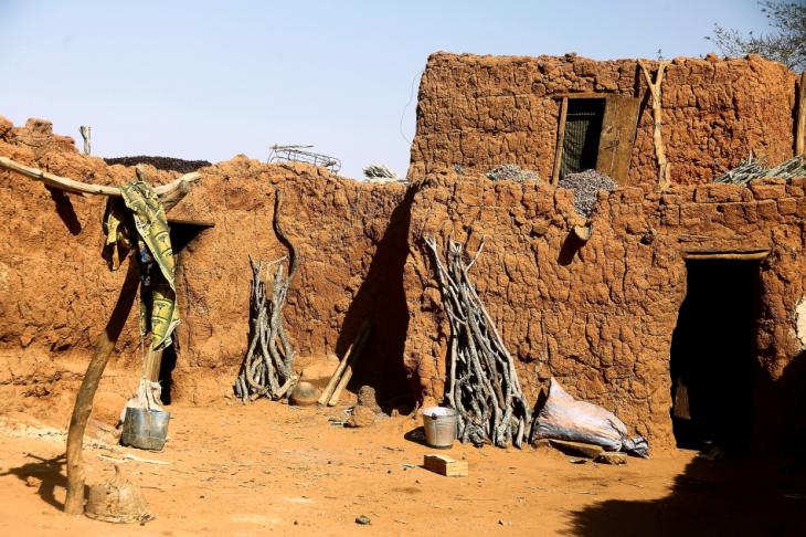 Burkina Faso - Koumi village, Bobo Dioulasso area 072