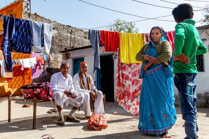 India - Madhya Pradesh - Maheshwar 073