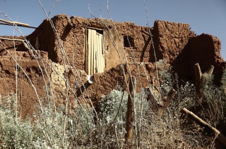 Burkina Faso - Koumi village, Bobo Dioulasso area 073