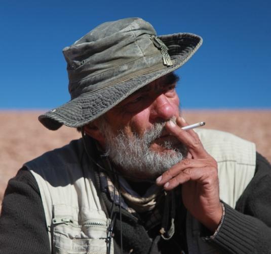 Bolivia - Itinerary Sur Lipez-Tupiza 074 / On the road to Sol de Manana