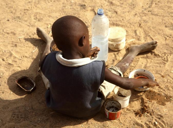 Burkina Faso -Tiebele 074 - Village in the sourroundings
