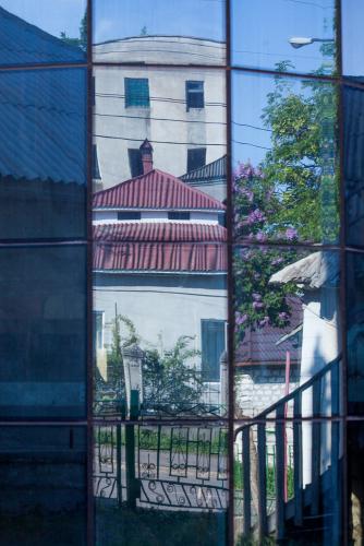 Moldova - Soroca 075 - Gypsy Hill