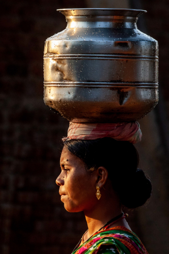 India - Odisha 075 -Bora Paraja village on the way to Rayagada