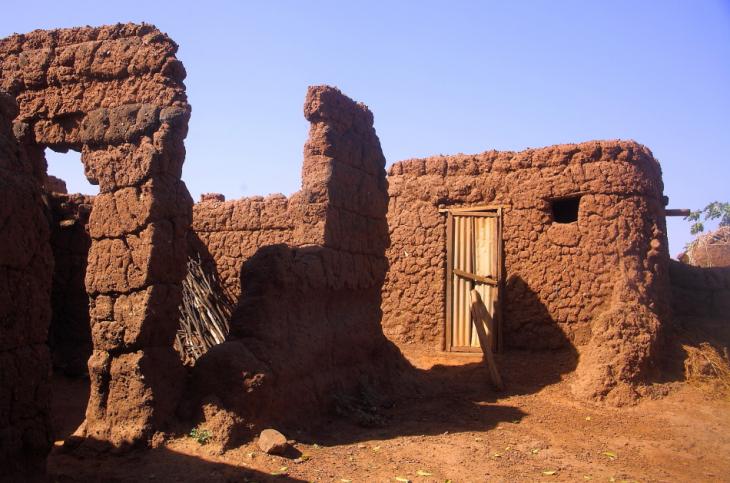 Burkina Faso - Koumi village, Bobo Dioulasso area 076