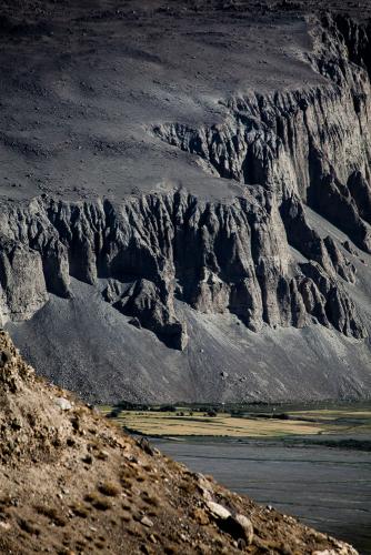 Tajikistan 077 - Wakhan valley - Yamchun fort