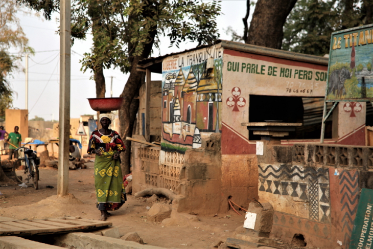 Burkina Faso -Tiebele 077