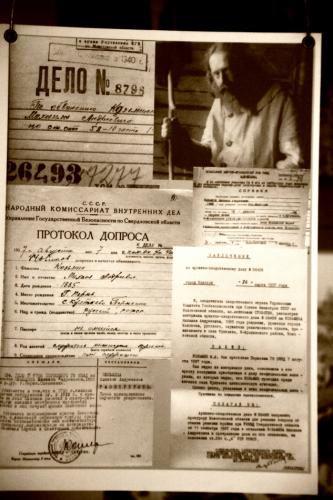 Russia - Gulag Perm-36 - 077